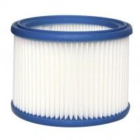 Фильтр складчатый патронный BOSCH 2607432024 из полиэcтера для пылесосов GAS15 GAS 20 GAS 1200