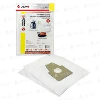 Синтетические мешки-пылесборники Ozone SE-06 для пылесосов BOSCH, SIEMENS Тип BBZ41FP
