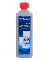 Универсальное средство для удаления накипи Menalux MUD5R (9002564343) для кофеварок, чайников, паровых и электрических утюгов (0.5 л)