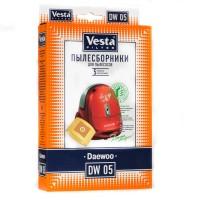 Бумажные пылесборники Vesta Filter DW 05 для пылесосов DAEWOO