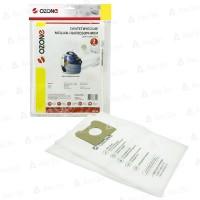 Синтетические мешки-пылесборники Ozone SE-10 для пылесосов PHILIPS Triathlon тип HR 6947