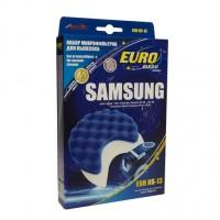 Набор микрофильтров EURO Clean EUR HS-13 для пылесосов SAMSUNG: SC84, SC84 тип DJ97-00849