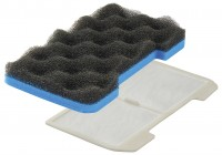 Набор предмоторных фильтров Neolux FLG-73 сетчатый и губчатый