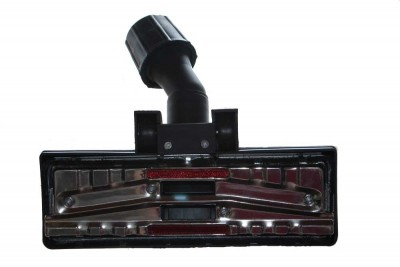 Универсальная щетка пол-ковер для пылесоса Komforter NU-1 с ворсом с двух сторон, колесами и цанговым соединением
