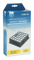 HEPA фильтр Neolux HBS-06 тип BBZ153HF
