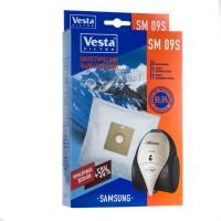 Синтетические пылесборники Vesta Filter SM 09S для пылесосов SAMSUNG тип VP-95