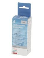 Таблетки BOSCH 00311556 от накипи для кофемашин большие (6шт)