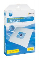 Синтетические пылесборники Neolux SM-02 для пылесосов SAMSUNG