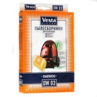 Бумажные пылесборники Vesta Filter DW 03 Тип DU 1036, DU 805