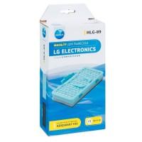 HEPA фильтр Neolux HLG-89 для пылесосов LG Kompressor  Тип ADQ56691102
