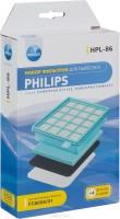 HEPA фильтр Neolux HPL-86 для пылесосов PHILIPS PowerPro тип FC8058/01