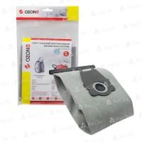 Синтетический многоразовый мешок-пылесборник Ozone MX-06 для пылесосов BOSCH, SIEMENS Тип BBZ41FP