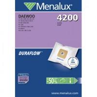 Синтетические пылесборники Menalux 4200 для пылесосов DAEWOO