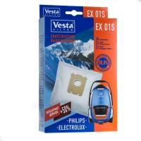 Cинтетические пылесборники Vesta Filter EX 01S Тип S-bag