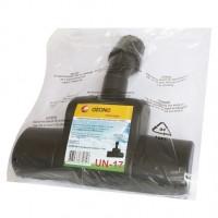 Турбощетка Ozone UN-17 с люком для прочистки турбины и регулятором мощности вращения
