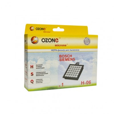Фильтр HEPA Ozone H-06 microne