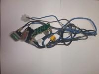 Плата управления Vax VXC7151 с регулировкой мощности и кнопками для VAX 7151