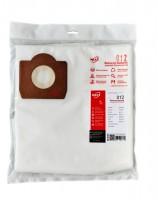 Синтетические фильтр-мешки ZS 012 для пылесосов HITACHI WDE 1200