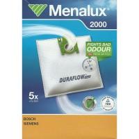 Синтетические пылесборники Menalux 2000 для пылесосов BOSCH, SIEMENS тип BBZ41FG