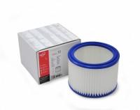 Фильтр HEPA ZS 010 из полиэстера (синтетика) для пылесосов GAS15 GAS 20 GAS 1200 тип BOSCH 2607432024