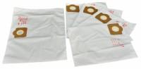 Синтетические фильтр-мешки ZS 048 для пылесосов KRESS 1200 NTX (5шт)