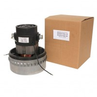 Двигатель Ozone VM-1400-P143AT-L для пылесосов BOSCH GAS 25, GAS 50, Metabo, Starmix (1400w)