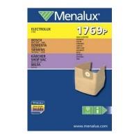 Мешки пылесборные бумажные Menalux 1769P