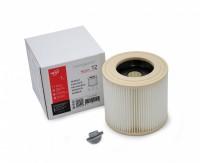 Фильтр патронный складчатый ZS 012 из синтетики для KARCHER 6.414-552 WD 2, WD 3 тип 6.414-552, 6.414-772