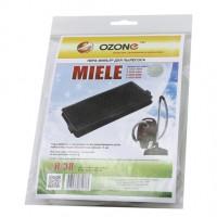 Угольный фильтр Ozone H-38 microne для пылесосов MIELE тип SF-HA 50