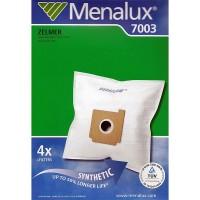 Синтетические пылесборники Menalux 7003 Тип Zelmer 49.4200
