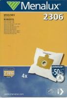 Синтетические пылесборники Menalux 2306 для пылесосов ROWENTA тип ZR 0015