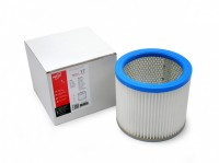 Фильтр патронный складчатый ZS 017 из полиэстера (синтетики) для пылесосов BOSCH GAS 12-30 F (2607432001)