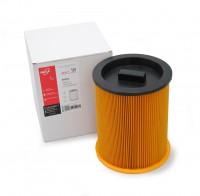 Фильтр патронный складчатый ZS 018 из целлюлозы повышенной фильтрации (бумага) для пылесосов KRESS 1200 NTX