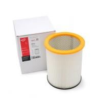 Фильтр патронный складчатый ZS 018 из целлюлозы (бумага) для пылесосов KRESS 1200 NTX