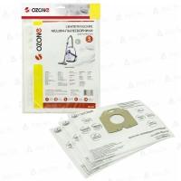 Синтетические мешки-пылесборники Ozone SE-19 для пылесосов PHILIPS VISION