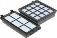 Набор фильтров Electrolux EF124B микрофильтр + губчатый + HEPA фильтр для пылесосов, тип 4055354866