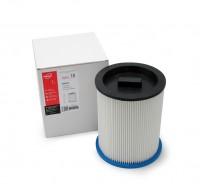 Фильтр патронный складчатый ZS 018 из полиэстера (синтетики) для пылесосов KRESS 1200 NTX