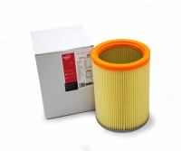 Фильтр патронный ZS 019 из целлюлозы повышенной фильтрации (бумага) для пылесосов KARCHER тип 6.907-038