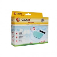 Набор фильтров Ozone H-27 microne