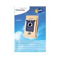 Бумажные пылесборники Electrolux E200 для пылесосов с мешком Тип S-bag