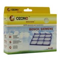 Предмоторный фильтр Ozone H-42 microne