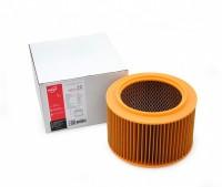 Фильтр складчатый плоский ZS 022 из целлюлозы повышенной степени фильтрации (бумаги) для пылесосов MAKITA 445 x